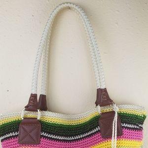 The Sak Bags - The Sak crochet multi color purse